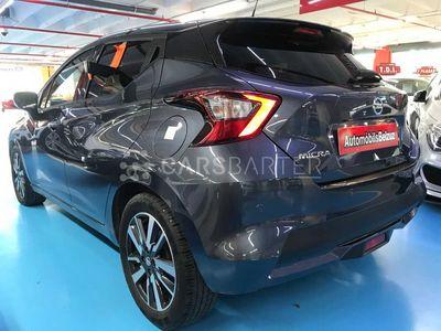 usado Nissan Micra 12 MESES DE GARANTIA, GPS, CAMARA