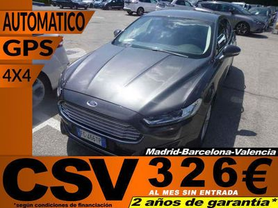 brugt Ford Mondeo 2.0 TDCi 180CV AWD PowerShift Titanium