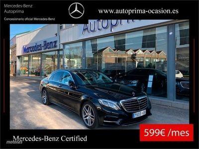 brugt Mercedes S350 Clase Sd