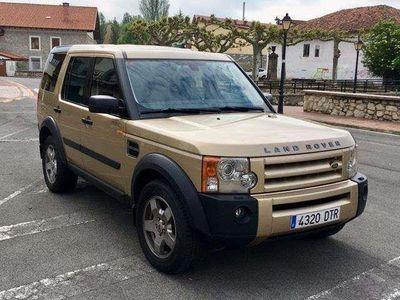 gebraucht Land Rover Discovery 2.7TDV6 SE