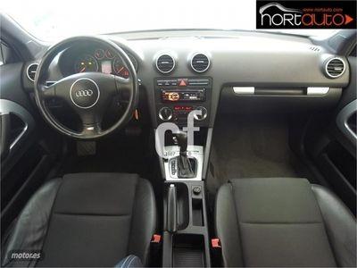 usado Audi A3 2.0 FSI TIPTRONIC AMBIENTE