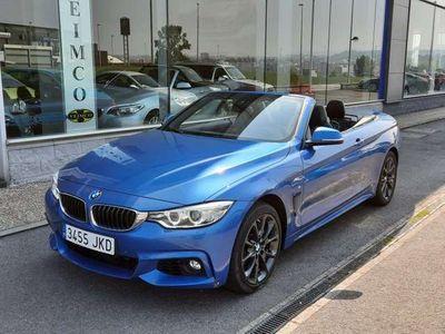 usado BMW 435 i Cabrio xDrive Sport