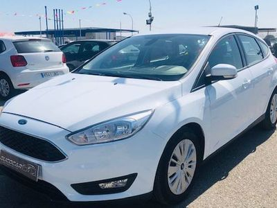 brugt Ford Focus 1.6TDCi Trend 115Cv-Impecable!!LibroRevisiones