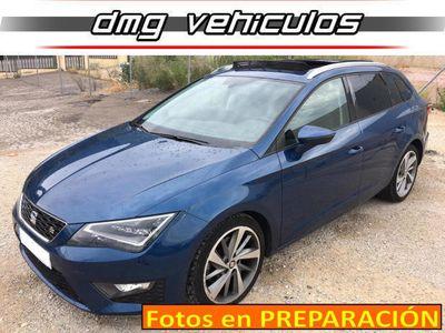used Seat Leon ST 2.0TDI FR DSG 184Cv/Financiado: 16.000€