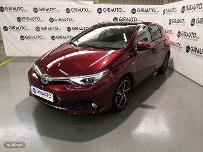 usado Toyota Auris 1.8 140H Hybrid Feel
