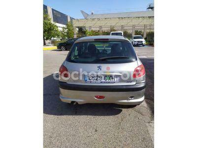 usado Peugeot 206 1.4 X-line 75 cv en Valencia