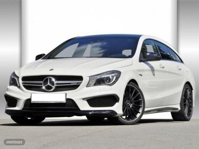 usado Mercedes CLA45 AMG Clase