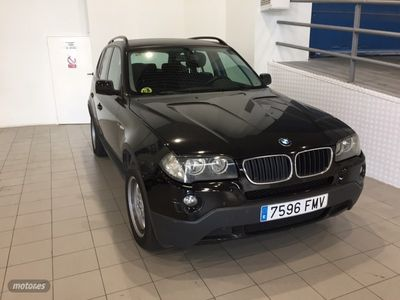 brugt BMW X3 2.0 150 CV