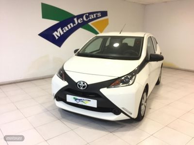 brugt Toyota Aygo 1.0 70 xplay business 5p.