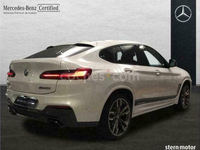 usado BMW X4 X4 SerieM40 3,0 Ltr. - 260 kW 24V TwinTurbo i 201
