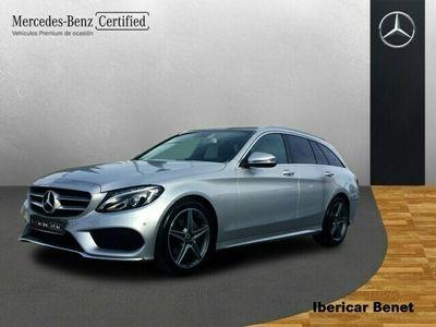 usado Mercedes C220 BT /D AMG LINE