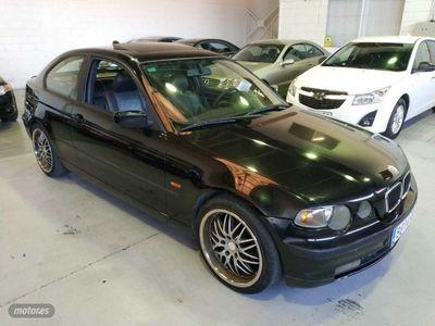 usado BMW 320 Compact td