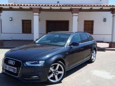 usado Audi A4 2.0 TDI 150CV DESIGN