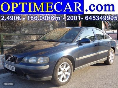 used Volvo S60 2.4 T