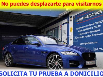 usado Jaguar XF 2.0D R Sport Auto 4WD 241Cv 4p. 4p