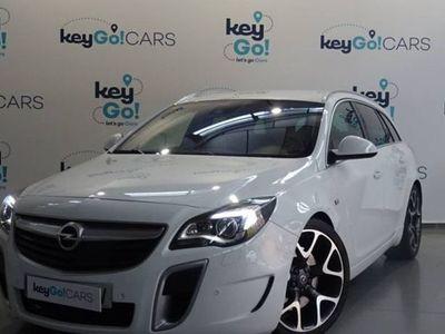 usado Opel Insignia ST 2.8 V6 Turbo OPC Aut.