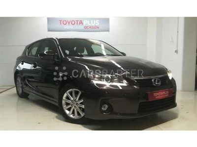 usado Lexus CT200h 200h 100 kW (136 CV) 5p