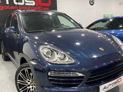 usado Porsche Cayenne 3.0 TD Tiptronic FINANCIACION 100%