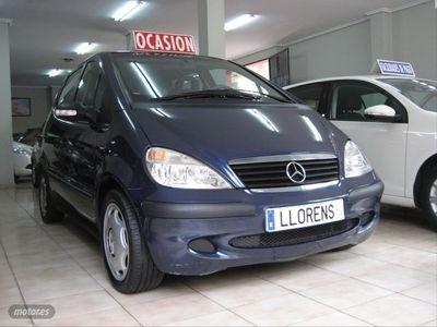 usado Mercedes A140 Clase ACLASSIC