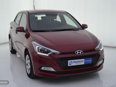 used Hyundai i20 1.2 Klass