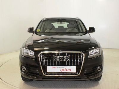 usado Audi Q5 3.0 TDI Attraction Quattro S-Tronic 180 kW (245 CV) Diésel Negro matriculado el 11/2014