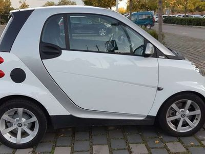 usado Smart ForTwo Cabrio 52 Pulse Aut.