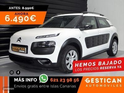 usado Citroën C4 Cactus PureTech 60KW 82CV SS ETG Feel