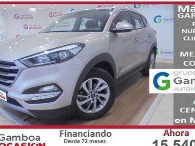 brugt Hyundai Tucson 1.7CRDI BD Klass 4x2