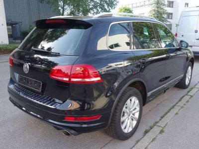usado VW Touareg 3.0TDI V6 BMT R-Line 245 Tiptronic
