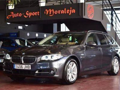 usado BMW 530 Serie 5 da Touring 5p. -15