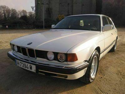 usado BMW 730 E32 NO RESERVE PRICE 1990