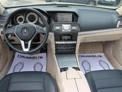 usado Mercedes E250 Clase E CabrioCdi 2p. -14