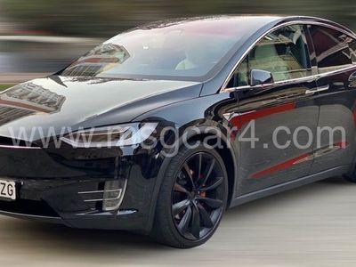 usado Tesla Model X P100D AWD Ludicrous