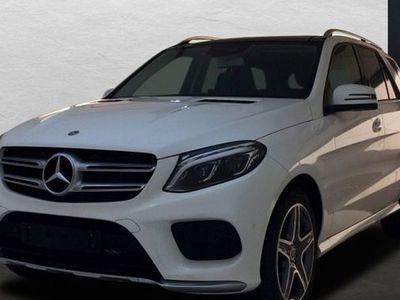 usado Mercedes GLE350 Clased 4M SUV