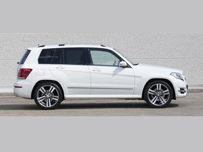 gebraucht Mercedes GLK220 CDI BlueEFFICIENCY