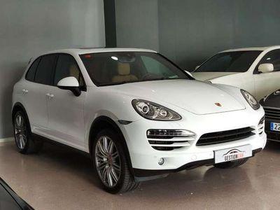 usado Porsche Cayenne Diesel Platinum Edition Aut.
