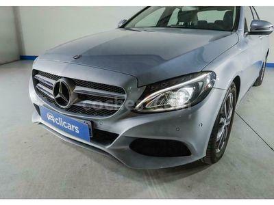 usado Mercedes 170 Clase C C 220d 9g-troniccv