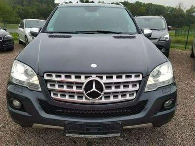 usado Mercedes ML350 4M Aut.
