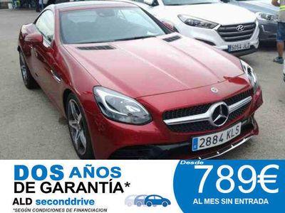 usado Mercedes 200 SLC135 kW (184 CV)