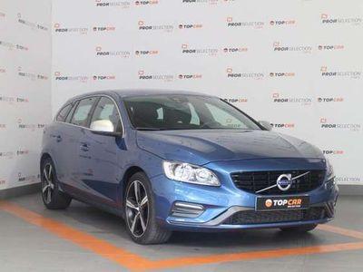 usado Volvo V60 D2 R-Design Momentum 120