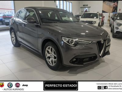 usado Alfa Romeo Stelvio 2.2 Diésel 132kW (180CV) Super RWD AUTOS AURINGIS