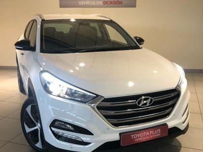 usado Hyundai Tucson 2.0 CRDi 136cv BlueDrive Klass 4x2