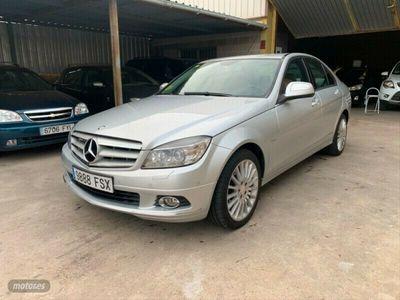 usado Mercedes C320 Clase CCDI 4MATIC Elegance Auto