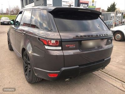 usado Land Rover Range Rover Sport 3.0 SDV6 225kW 306CV HSE Dynamic