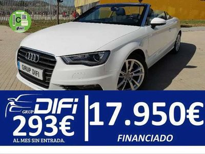 usado Audi A3 Cabriolet 2.0TDI CD Ambition S-Tronic