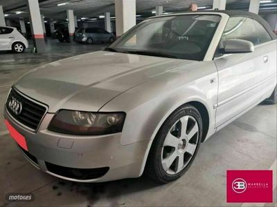 usado Audi A4 Cabriolet 3.0 quattro