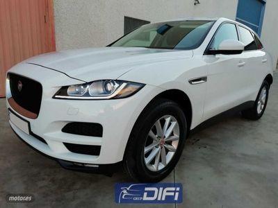 usado Jaguar F-Pace 2.0L i4D 180CV AWD Automático Pure