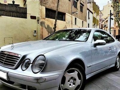 usado Mercedes CLK230 K Elegance