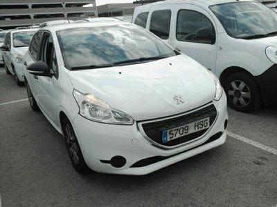 usado Peugeot 208 1.4 HDi BUSINESS LINE 68CV
