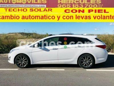 usado Hyundai i40 I40Cw 1.7crdi Tecno Aut. 136 cv en Alicante